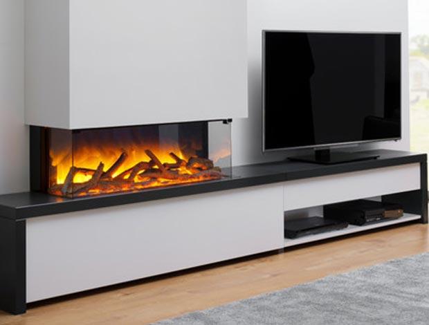 Glaser 900 III mit Möbelversion Strato 1500-1000 CB TV-Link